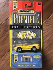 MATCHBOX PREMIERE CONVERTIBLE COLLECTION MITSUBISHI SPYDER LE 1 of 25,000