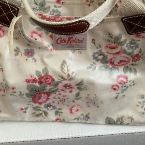cath kidston oilcloth bag Trailing Floral