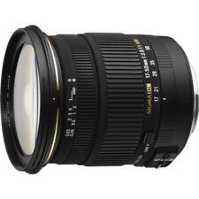 Objectifs zoom pour appareil photo et caméscope 17-50 mm sur auto
