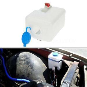 12V 1.2L Windscreen Washer Bottle Kit Motor Pump Jets 160186  For classic Car UK