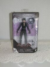 DC COLLECTIBLES Batman Arkham Knight Catwoman Action Figure NEW IN BOX
