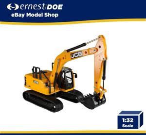 Britains JCB 220 X LC Digger Excavator Model | 1:32 Scale | 43226