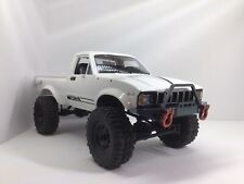 Wpl C24 Remote Control Crawler Truck With Upgrades