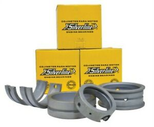 Silverline Main Bearing Set - Standard Size - For VW Type 1 Engines - 111198461