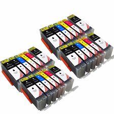 24 Pack PGI-250XL CLI-251XL Ink fit For Canon MG5422 MX922 MG5620 IP7220 printer
