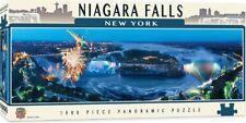Niagara Falls 1000 piece panoramic jigsaw puzzle  990mm x 330mm  (mpc)
