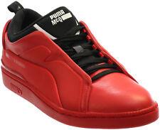 8a49827509e66 PUMA McQ Brace Lo Mens Red Textile Lace up SNEAKERS Shoes 11.5