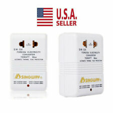 110V to 220V Step-Up & Down Voltage Converter 70W Watt Transformer Travel USA