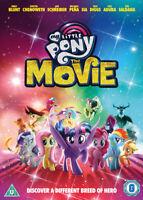 My Little Pony: The Movie DVD (2018) Jayson Thiessen cert U ***NEW***