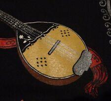 Vintage 90s TAMBURITZA Festival CROATIA Instrument Orlando Florida T Shirt Large