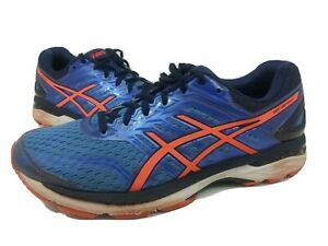 Asics GT 2000 T757N Running Shoes Sneakers Blue Orange Women's Size US 10