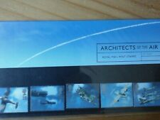 1997 ARCHITECTS OF THE AIR ROYAL MAIL STAMP PRESENTATION PACK NO 277 MNH