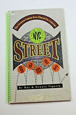 The Greatest Games Ever Played on Concrete NYC Street Games for kids book