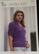 e2ab53f17 Patons Ladies Knitting Patterns