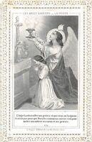 Canivet Les anges gardiens - La prière XIXe Siècle