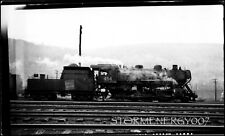 Central Vermont Railroad No.454 Steam Locomotive Train Engine 1954 contact photo