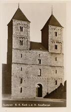 Netherlands Postcard - Susteren - R.K. Kerk V.D.H. Amelberga - Ref 8823A