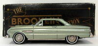 Brooklin 1/43 Scale BRK58 001 - 1963 Ford Falcon Sprint Silver Moss Metallic
