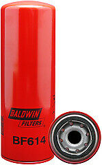 BF614 BALDWIN FUEL FILTER SPIN-ON