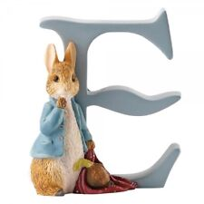 Beatrix Potter E - Peter Rabbit With Onions Alphabet Letter A4997