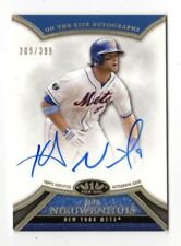 KIRK NIEUWENHUIS MLB 2013 TOPPS TIER ONE ON THE RISE AUTOGRAPH (METS,BREWERS)