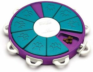 Nina Ottosson by Outward Hound Twister Puzzle Game Dog Toy: Unlock, Slide, Treat