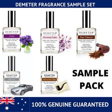 Demeter Fragrance Sample Set  - 2ml 5ml 10ml spray pocket travel size