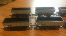 8 Hornby BR 20 Tonne Hopper Wagons, pre-owned, excellent condition