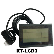 Intelligent KT LCD3 Electric Bicycle Display e-bike LCD Bike Panel