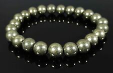 Pyrite Bracelet Therapeutic Gemstone