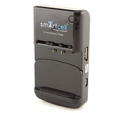 Smart Cell Multi-Purpose Universal Battery Wall Charger Cell Phone Camera PDA