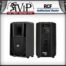 RCF ART 708-A MK II ACTIVE TWO-WAY DJ / CLUB / Stage monitoring PA SPEAKER 800W.