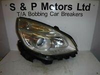 Renault Scenic 06-09 OS Headlight #2