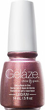 Gelaze by China Glaze Gel Color Polish Stike Up a Cosmo - 0.5 fl oz - 82232