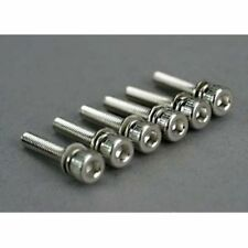 Traxxas TRA5142 Caphead Machine Screws 3x15mm T-Maxx 2.5 (6)