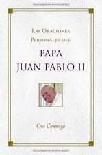 Ora Conmigo (Life in Prayer): Las Oraciones Personales del Papa Juan-ExLibrary