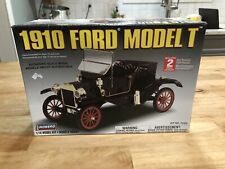 LINDBERG 1910 FORD MODEL T 1/16 SKILL 2 CCAMI Vintage New (opened)