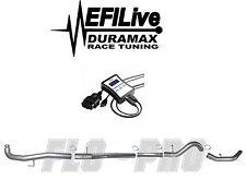 Chevy GMC Duramax LML 6.6L 2011-2015 EGR DPF DEF Delete Kit EFI Live Tuner 4 New