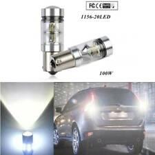 LED P21W BA15s 1156 Car Canbus Backup Reversing Light Reverse Lamp White .M