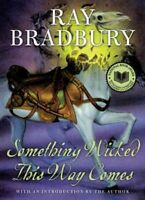 Something Wicked This Way Comes, Hardcover by Bradbury, Ray, Brand New, Free ...