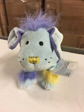 Webkinz Mohawk Puppy HM645 Soft Plush Animal With Online Code From Ganz Dog