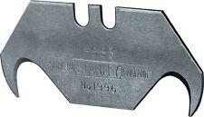 Stanley 10 Stück Hakenklinge Hakenklingen Teppichklingen Ersatzklingen 1996