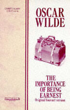 The Importance of Being Earnest-ExLibrary