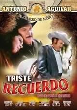 TRISTE RECUERDO (1991) ANTONIO AGUILAR NEW DVD