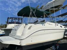 2002 Sea Ray Sundancer 26'
