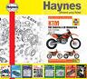 Haynes Service / Repair Manual for KTM EXC