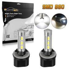 2x 880 892 893 899 High Power 14 SMD 5730 LED White Bulbs For Driving Fog Light