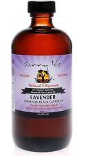 Sunny Isle Pure Jamaican Black Castor Oil Lavender 8OZ
