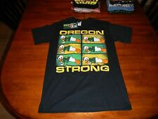 oregon strong go ducks t shirt mens small new with tags