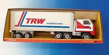 TRW Auto Parts Semi Truck Tractor Trailer Toy Tonka 1979 MIB NEW 1937 Long Haul